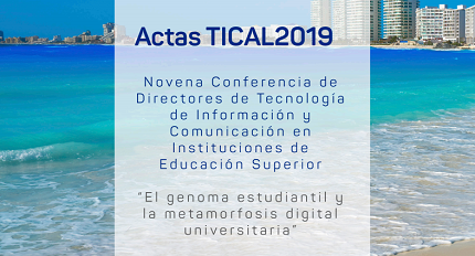 RESOURCES: Proceedings of TICAL2019 and the 3rd Latin American Meeting of e-Science available for consultation and download
