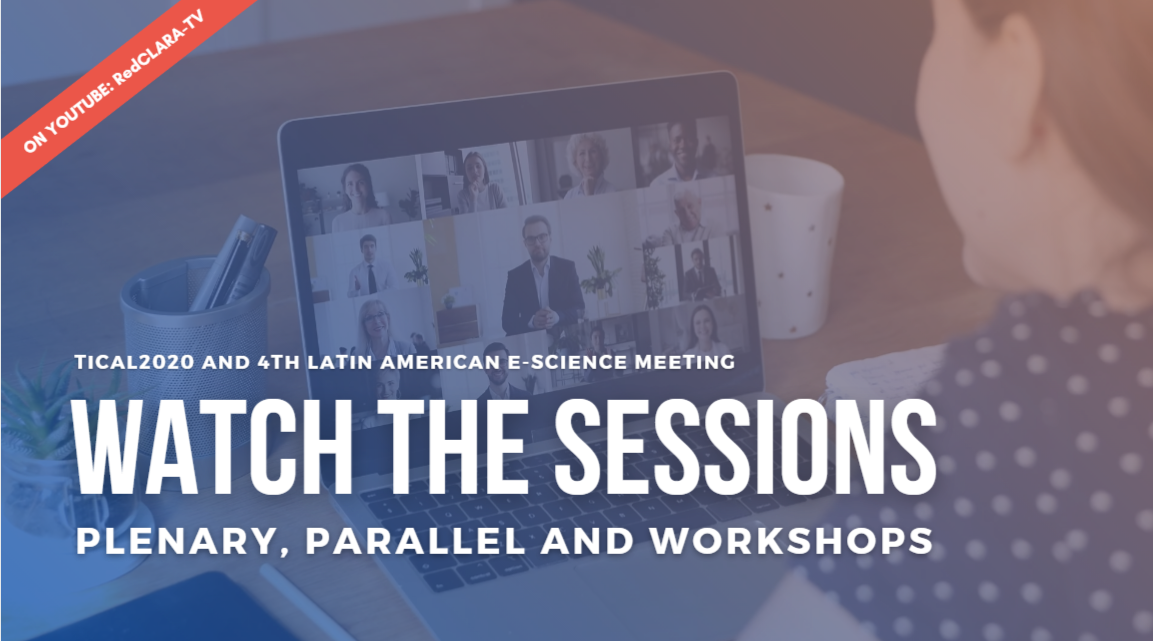 Recordings of the TICAL2020 sessions are now available online